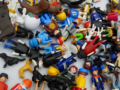Playmobil world