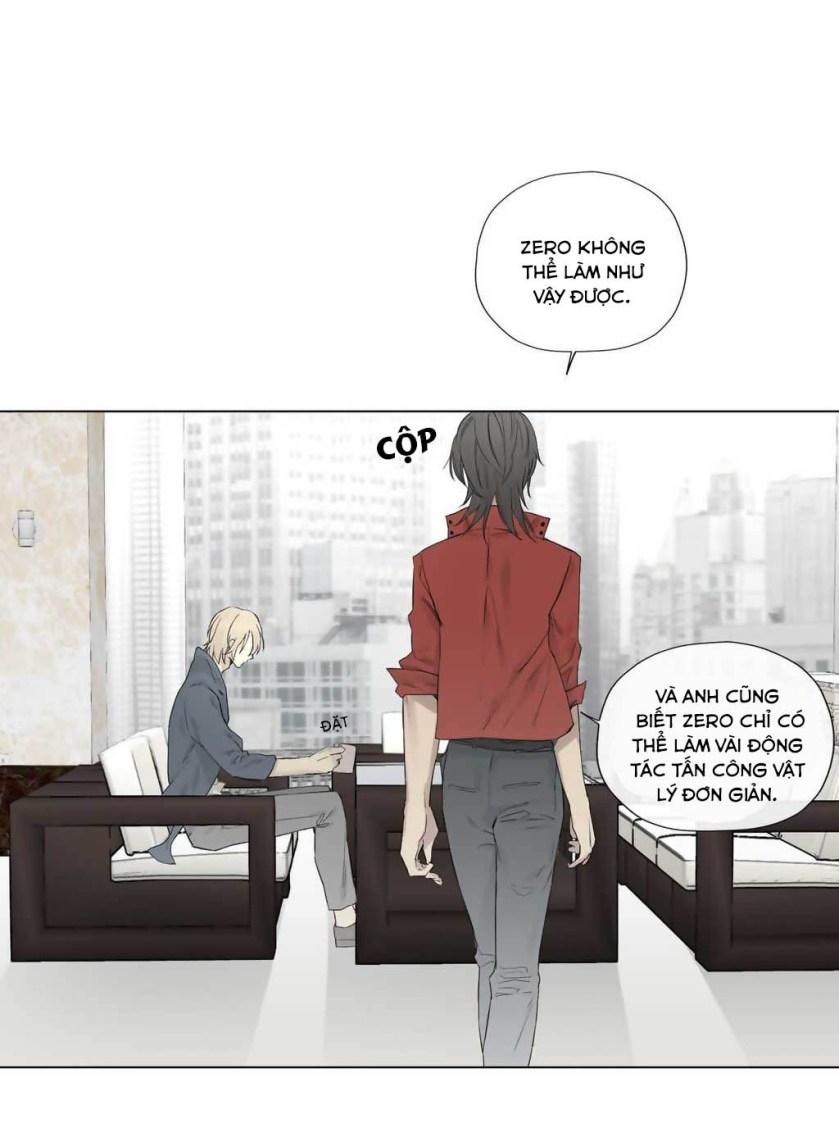 [ Manhwa ] Người Hầu Hoàng Gia Chap 16 page 23 - Truyentranhaz.net