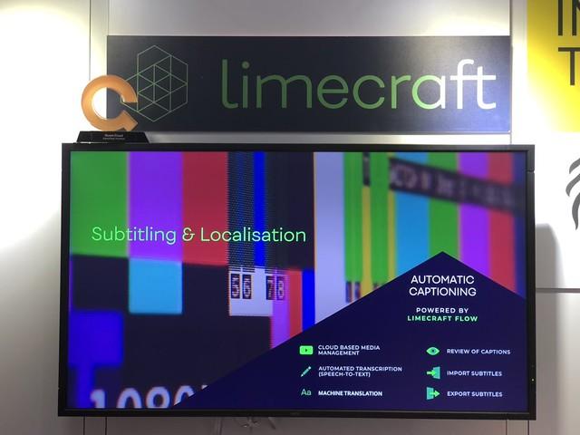Presentación de Limecraft