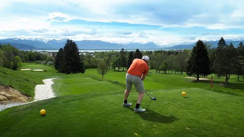 ¤ Golfplatz Lindau Bad Schachen