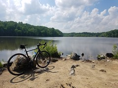 2019 Bike 180: Day 56 - Lake Accotink