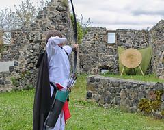 Un jeune archer