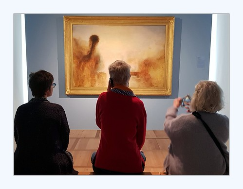 Three ways to look at a Turner