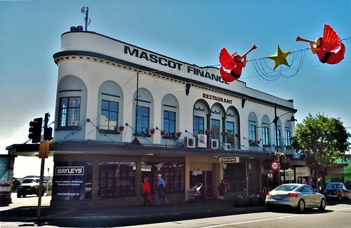 Mascot Finance Building, 339 Stafford Street,Timaru, New Zealand
