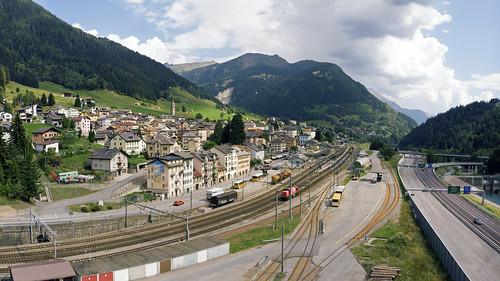 Gotthard @Airolo
