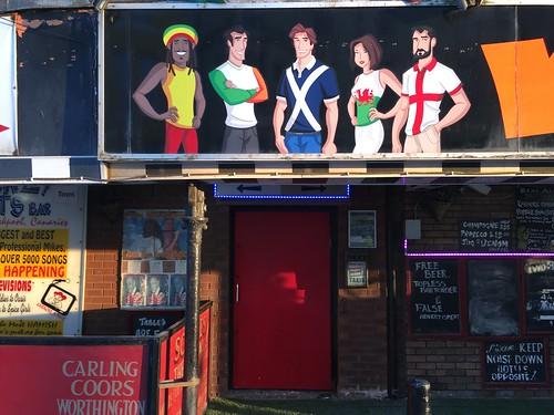Crazy Scots Bar, Blackpool