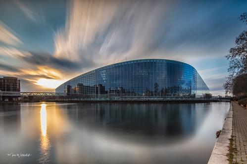 Europaparlament - Strasbourg - France