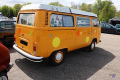 Vw Combi T2ab 1977 - Photo of Soucht