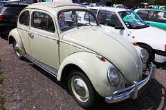 Vw Cox 1959 - Photo of Soucht