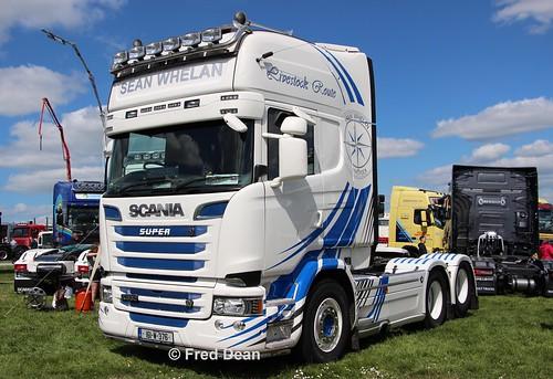 Sean Whelan Scania R560 (161W376).