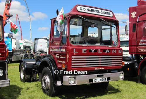 GD Harries & Sons Leyland Buffalo (CTC464M).