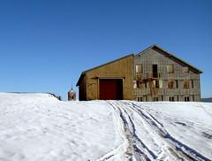 Ferme dans le haut Jura
