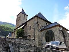 Église Saint Michel...Borce
