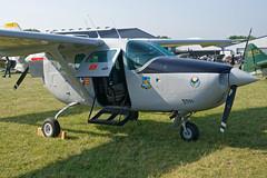 Cessna F337G Super Skymaster - 3724/F-HCRF - Photo of Villeneuve-sur-Auvers
