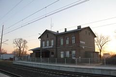 Bukowice Trzebnickie train station