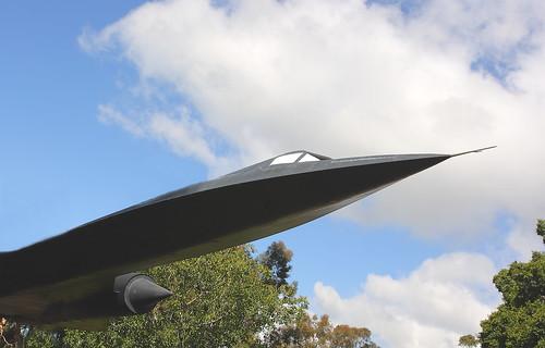 SR-71 Nose