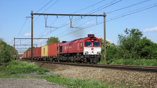 Crossrail 266 280 de6310 griet Berneau 02.05.2018