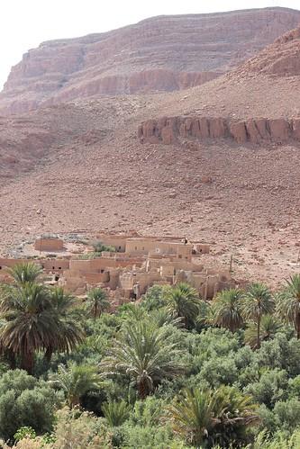 En route Fes to Merzouga Desert, Morocco