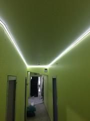 Transparentne i podświetlane sufity18