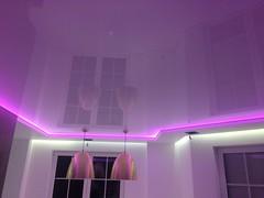 Transparentne i podświetlane sufity19