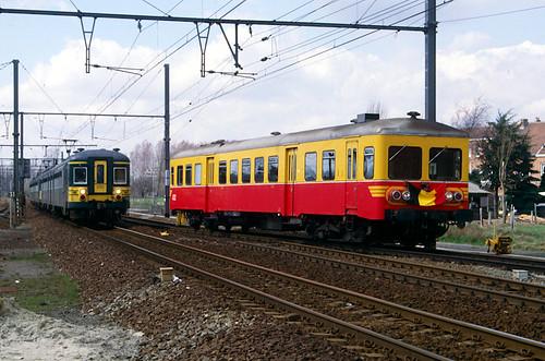 NMBS / SNCB 650 - BVS 4302
