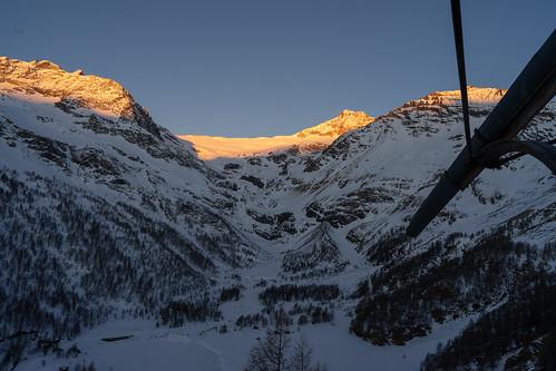 Alp Grüm: Sunrise (3/4)
