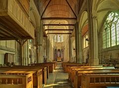 Saint Julien du Sault, Saint Pierre Ehem. Kollegiatskirche - Photo of Saint-Aubin-sur-Yonne