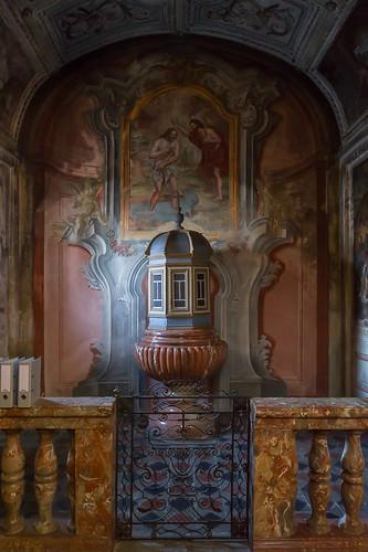 chiesa di San Carpoforo, Bissone