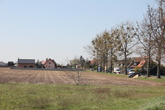Cieszków village