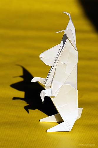 Origami Rabbit (Fred Rohm)