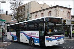 Mercedes-Benz Intouro - Keolis Aude / Citibus n°91034 - Photo of Coursan