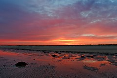 Bay of Sienne sunrise - Photo of Quettreville-sur-Sienne