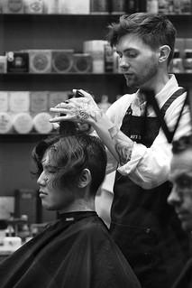 Barber Shop - Strand Arcade