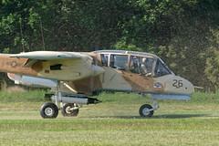 OV-10B Bronco - Photo of Villeneuve-sur-Auvers