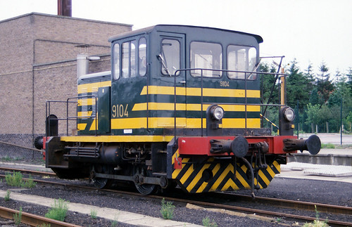 NMBS / SNCB 9104