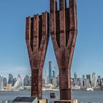 Hudson Riverfront 9/11 Memorial, Weehawken, New Jersey
