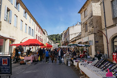 Sommieres marche - Photo of Lecques