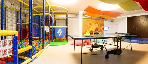 Kinderwelt im Alpen Adria Hotel & Spa
