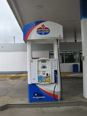 New AMOCO: Pump Graphic