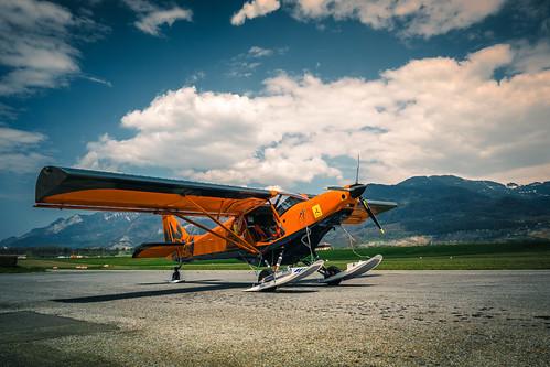 Aerodrome de Bex - Suisse