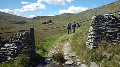 Heading To Mosedale Cottage