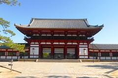 Todai-ji, Chu-mon (Gate) -1 (May 2019)