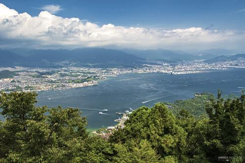 Hiroshima Bay - Miyajima Island (Japan)