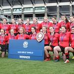 U18 Girls National Shield Final - Murrayfield May 2018