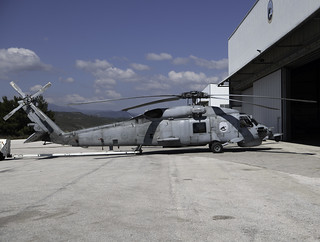 Sikorsky S.70B-6 Aegean Hawk PN56 2 Mira 01-04-19