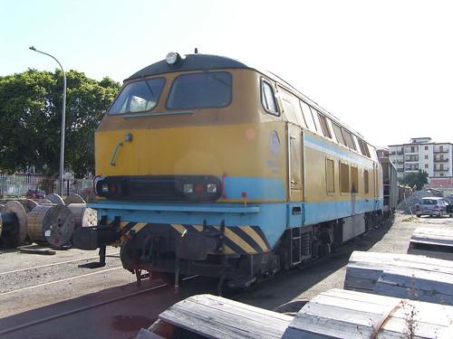 Former DB 216.206 at Rossano, 5th May 2019