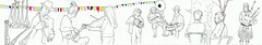 63 ème sketchcrawl - Boulegan à Saint Jean du Gard - Photo of Peyrolles