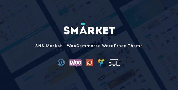 SNS Market v1.7 - WooCommerce WordPress Theme