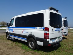 NYPD - Police Academy Driver Training - 2015 Freightliner Sprinter