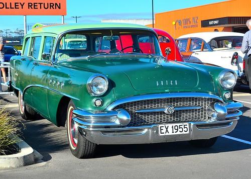 1955 Buick Century Station Wagon